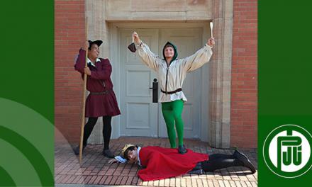 Comedic Robin Hood begins tomorrow at PJC