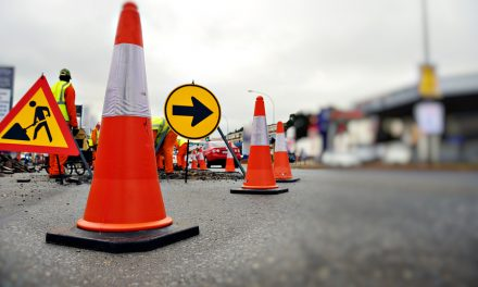 Watch For Road Work on Lamar Avenue Oct. 30 to Nov. 3
