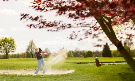 Don't get stuck in the sand – Pro Tips from a Pro Golfer