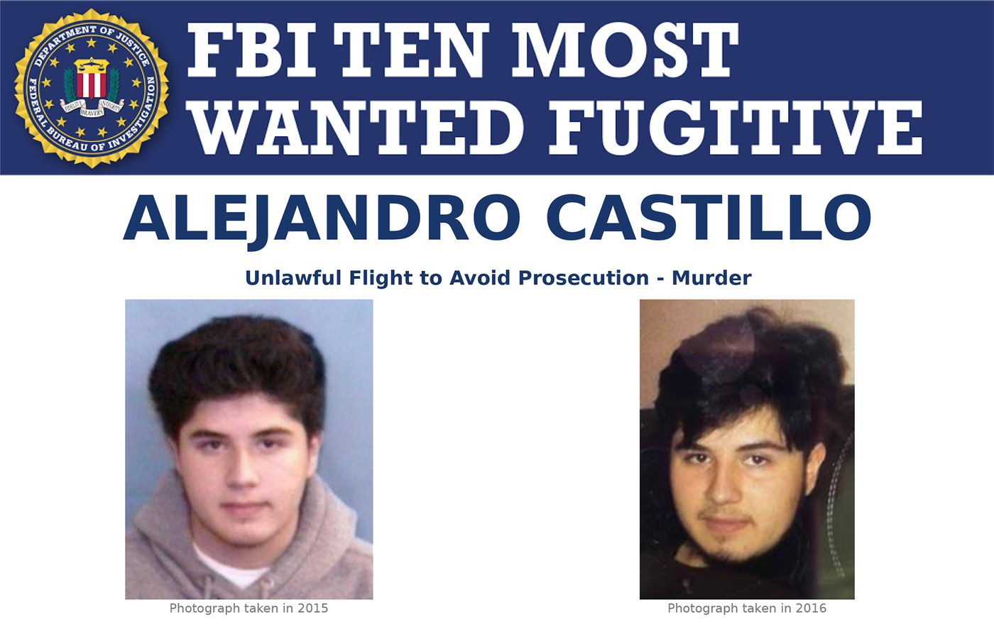 Fbi Most Wanted Poster Template from eparisextra.com