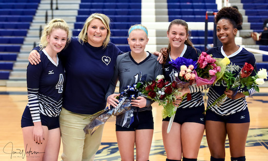 Seniors Leave District Title Legacy at PHS