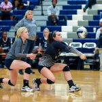 Ladycats Take Big Step Towards District Title