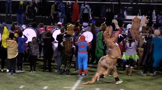 PARIS ISD: Panthers' Threat Extinguished After Halftime