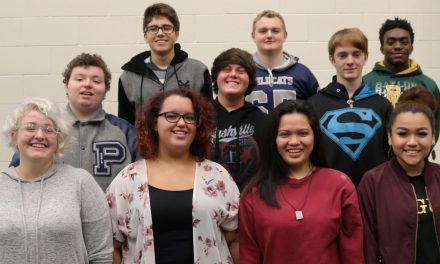 Paris High School Choir Students Earn All-Region Chairs