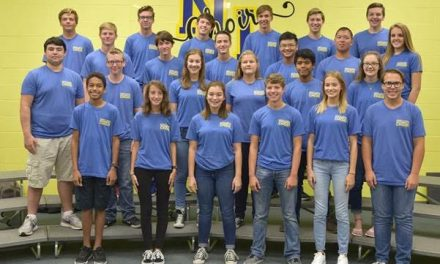 North Lamar High School choir members selected for All-Region