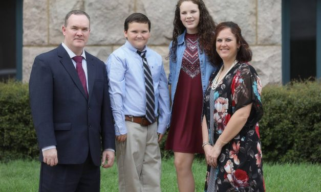 Brandon Bell announces candidacy for Lamar County Judge