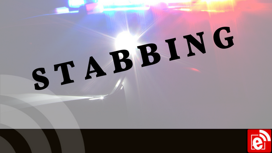 A man is recovering after he was allegedly stabbed Friday