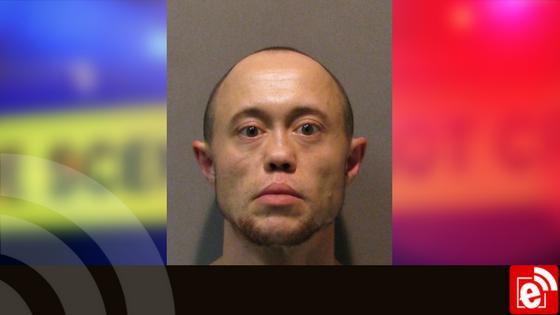 Suspect arrested for possession of methamphetamine