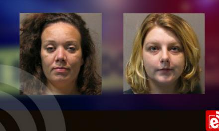 Warrants lead to two arrests