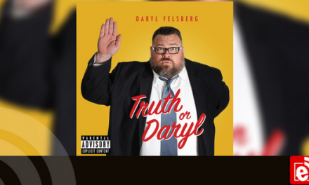 Truth or Daryl: Local Comedian Tops Charts with Album