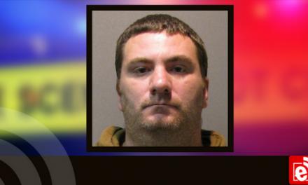 Male arrested for parole violation warrant
