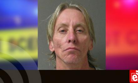 Male arrested for possession of methamphetamine