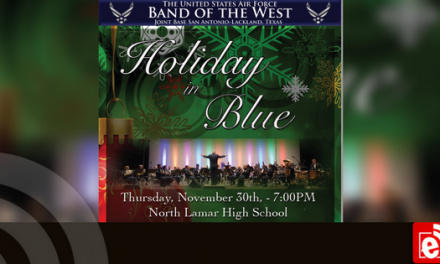 US Air Force Band of the West to Perform Free Christmas Concert in Paris