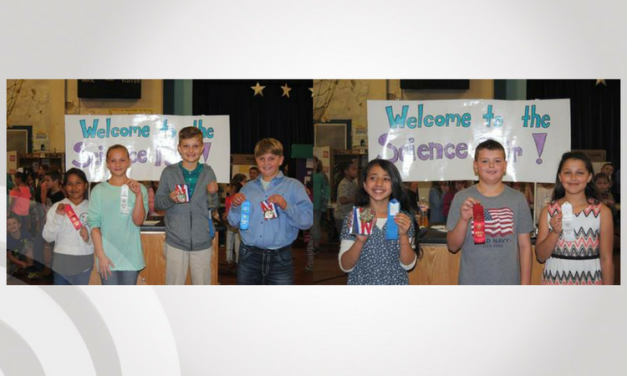 Science winners named at Parker Elementary School