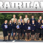 Prairiland FFA advances two teams to the state level