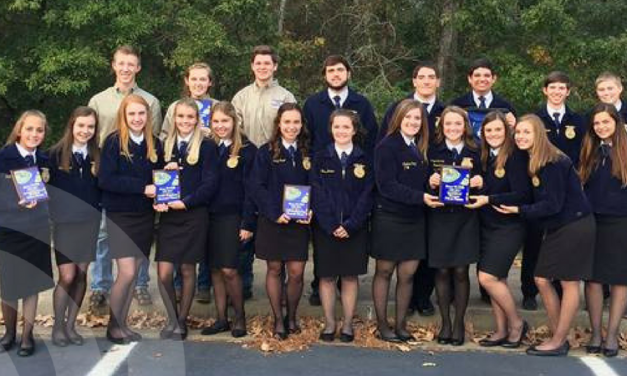 Prairiland FFA advances two teams to state level