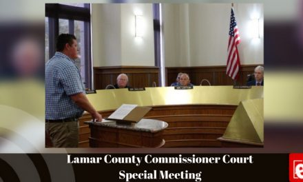 Doors, Leaks – or is safety the real issue for the Lamar County Courthouse?