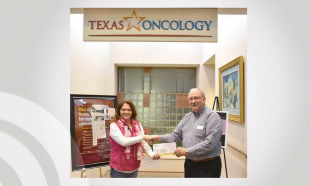 North Lamar staff raise funds for Texas Oncology patients