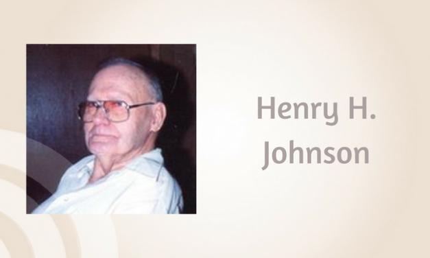 Henry H. Johnson of Paris