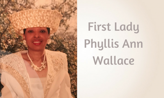 First Lady Phyllis Ann Wallace formerly of Paris, Texas
