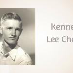 Kenneth Lee Cherry of Paris, Texas