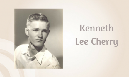 Kenneth Lee Cherry of Paris, Texas