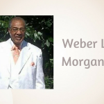 Weber Lee Morgan, Jr of Paris