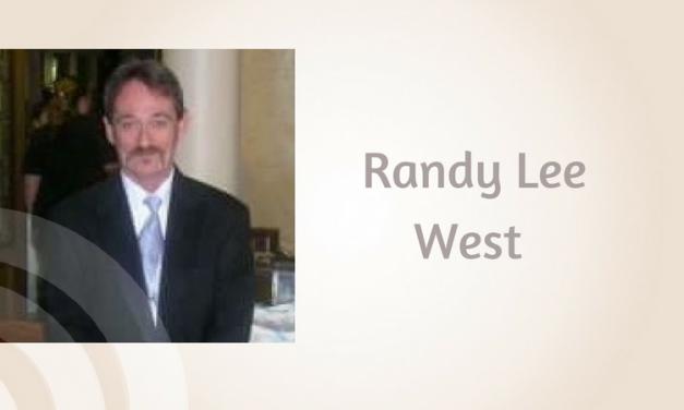 Randy Lee West of Paris