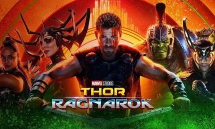 Movie Review: Thor Ragnarok    by Nick Murillo