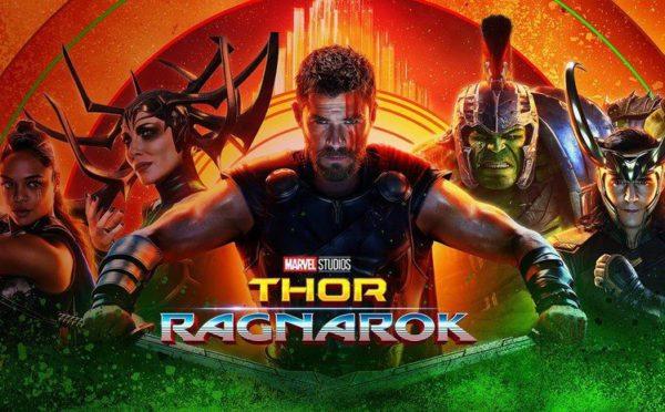 Movie Review: Thor Ragnarok || by Nick Murillo