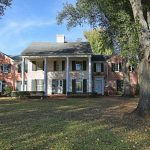 Historic colonial home for sale in Northeast Texas