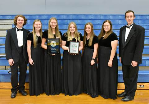 North Lamar Panther Band earns national recognition