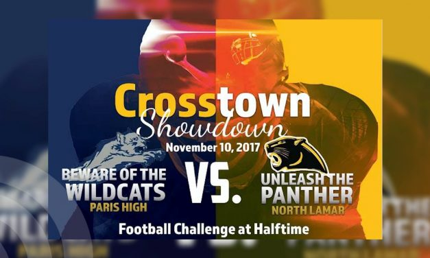 Paris Ford Lincoln to give away two 2017 Mustangs at Crosstown Showdown