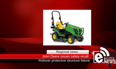 John Deere issues safety recall for compact utility tractors