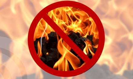 Countywide burn ban reissued due to high fire danger