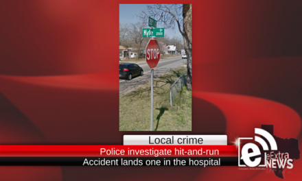 Hit-and-run lands one man in the hospital
