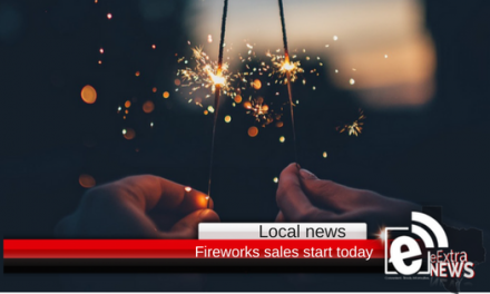 County burn ban will not stop fireworks enthusiasts