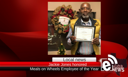 Meals on Wheels names employee of the year for 2017