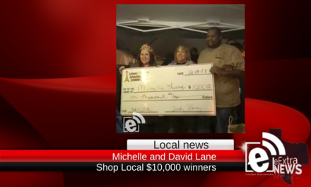 Not two, but three people win Shop Local drawings