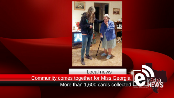 Community pulls together to give Miss Georgia a Christmas of a lifetime