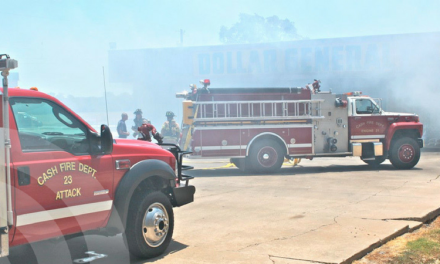 Fill your bellies while filling the needs of a local volunteer fire department