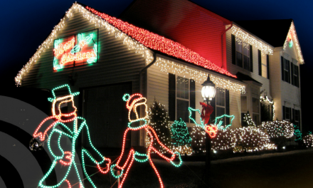 Best places in Lamar County to see Christmas lights
