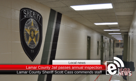 Lamar County Jail passes annual inspection