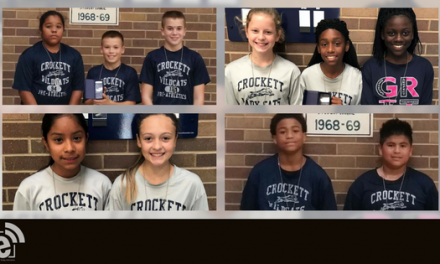 Crockett Intermediate School announces November winners