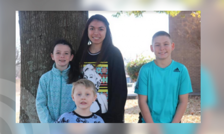 Roxton ISD December students of the month