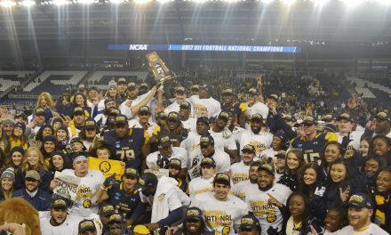 NATIONAL CHAMPS! Lions defeat West Florida 37-27 to win school's first ever NCAA National Championship