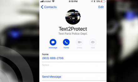 Text2Protect program enables citizens to text police