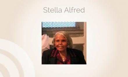 Stella Alfred of Hugo, Oklahoma