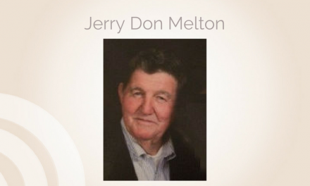 Jerry Don Melton of Direct, Texas