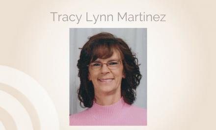 Tracy Lynn Martinez of Paris